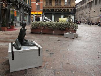 Современная итальянская скульптура, Болонья